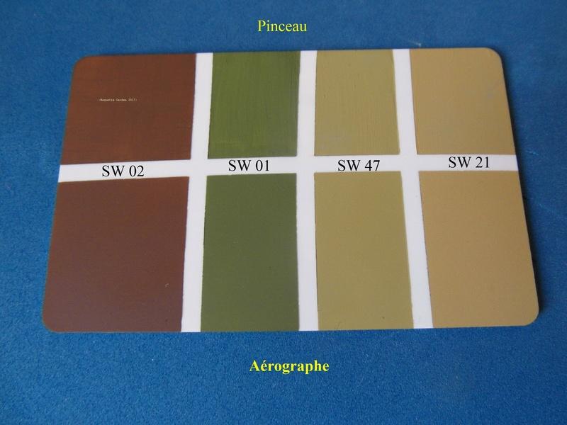[SCALE 75 ] - set de peinture:  BOCAGE Warfro14