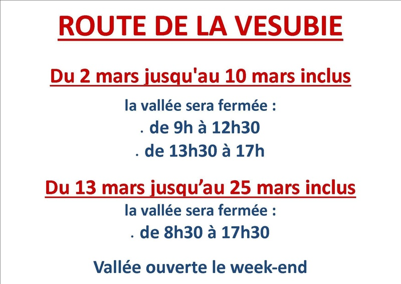 INFOS ROUTE VESUBIE Stmart10