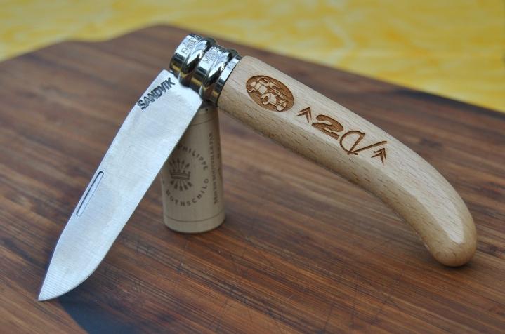 Couteaux gaulois Alpage13