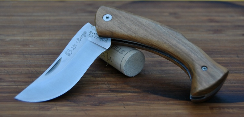 Couteaux gaulois Berger11