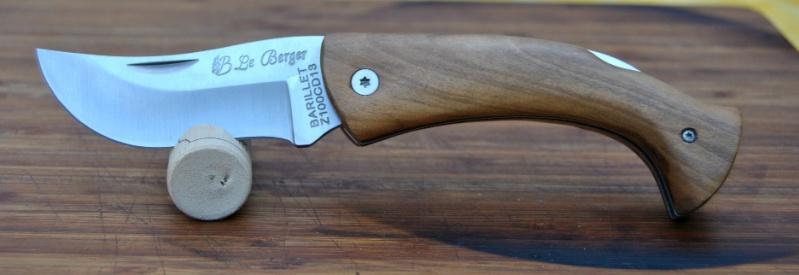 Couteaux gaulois Berger12