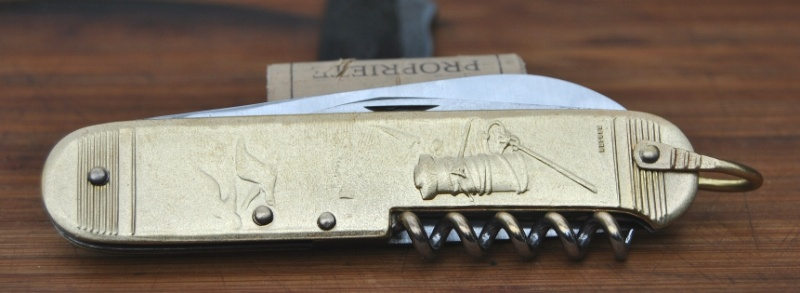 Couteaux gaulois Courso11