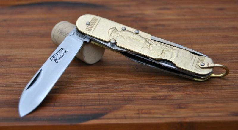 Couteaux gaulois Courso12