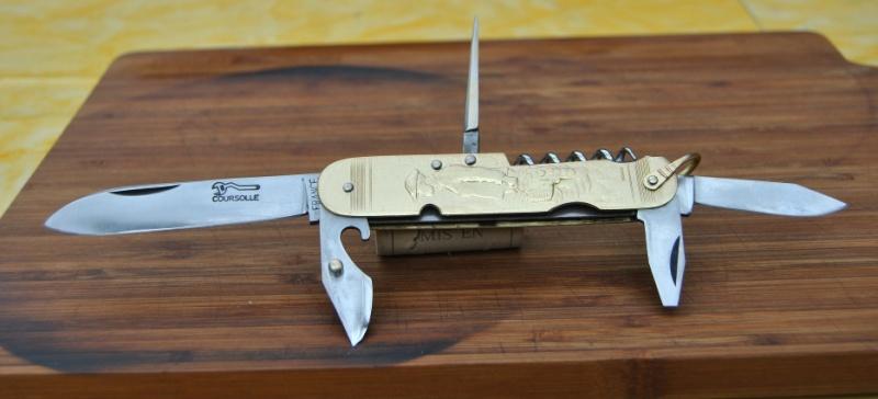 Couteaux gaulois Courso14