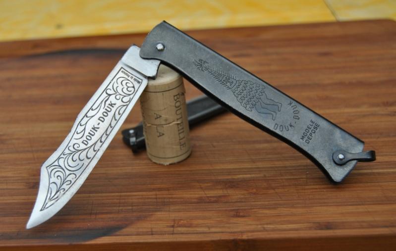 Couteaux gaulois Douk210