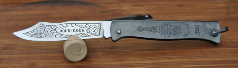 Couteaux gaulois Douk310