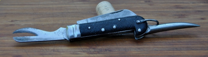Couteau marine belge Marin511