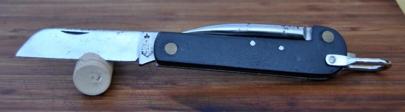 Couteau marine belge Marine12