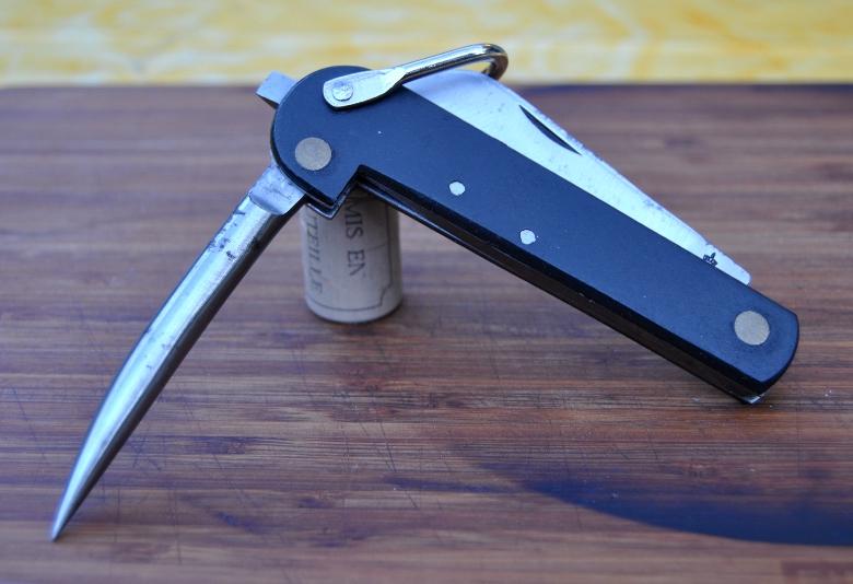 Couteau marine belge Marine15