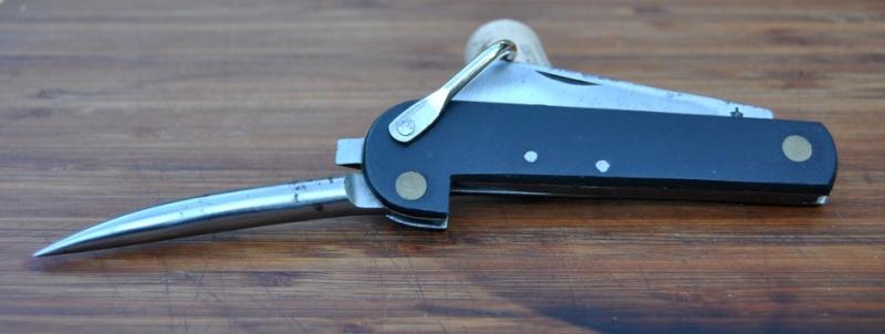 Couteau marine belge Marine16
