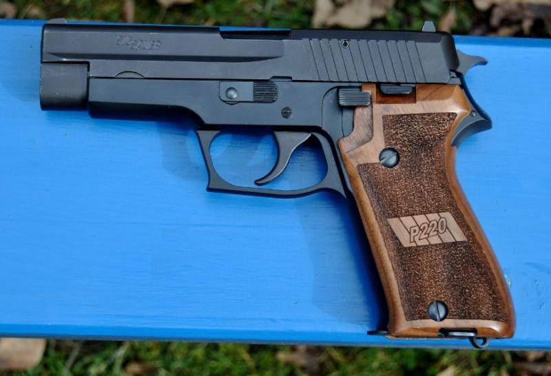 Plaquettes bois P75/P220 ex-armée P220_410