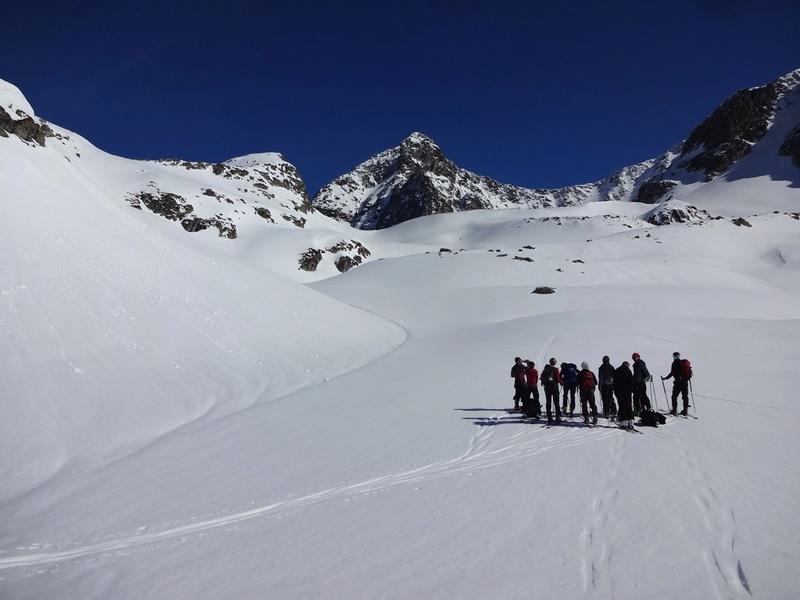 Week end prolongé dans le massif de Belledonne (8 au 10/03/2017) Dsc05713