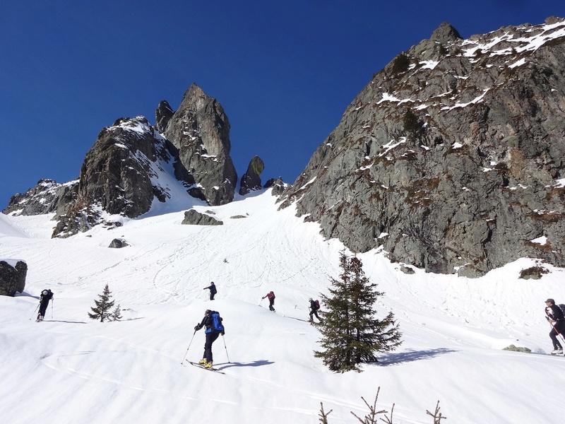 Week end prolongé dans le massif de Belledonne (8 au 10/03/2017) Dsc05717