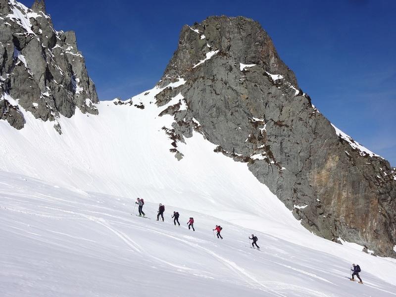 Week end prolongé dans le massif de Belledonne (8 au 10/03/2017) Dsc05718