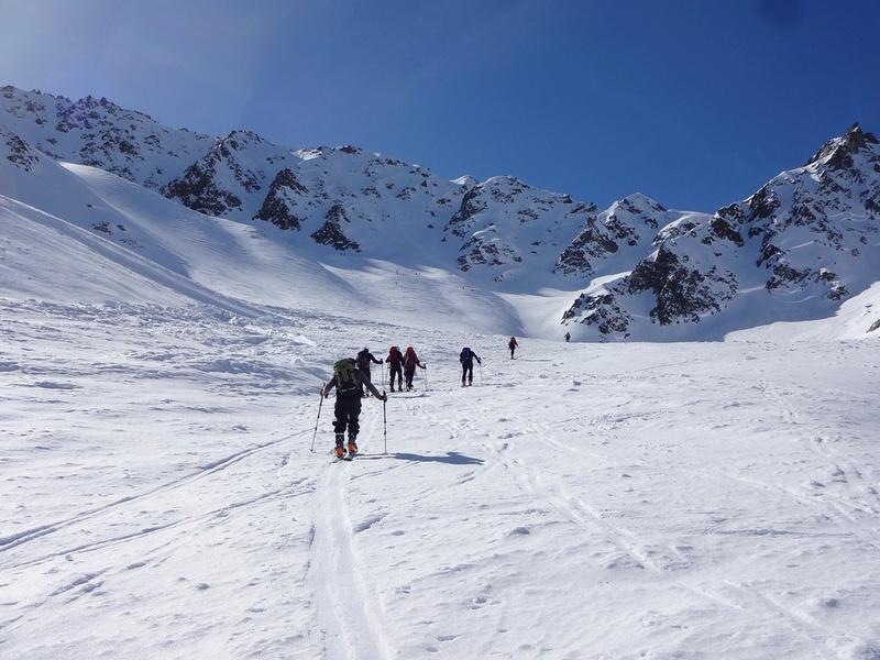 Week end prolongé dans le massif de Belledonne (8 au 10/03/2017) Dsc05722