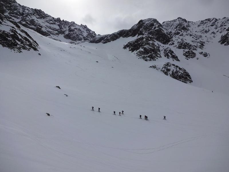 Week end prolongé dans le massif de Belledonne (8 au 10/03/2017) Dsc05726