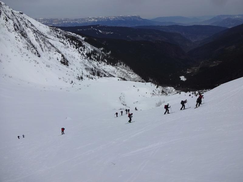 Week end prolongé dans le massif de Belledonne (8 au 10/03/2017) Dsc05728