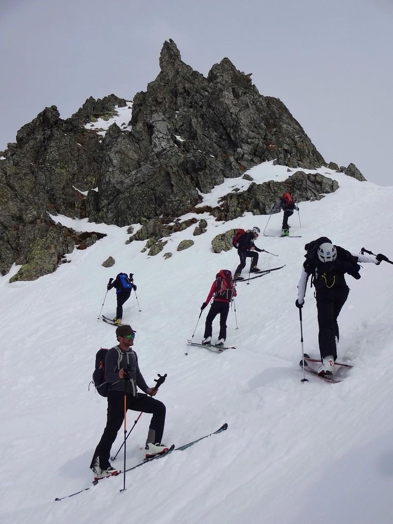 Week end prolongé dans le massif de Belledonne (8 au 10/03/2017) Dsc05810
