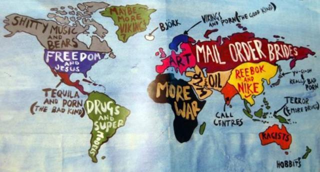 Les pays que vous avez visités (mappemonde) - Page 5 Monde_10