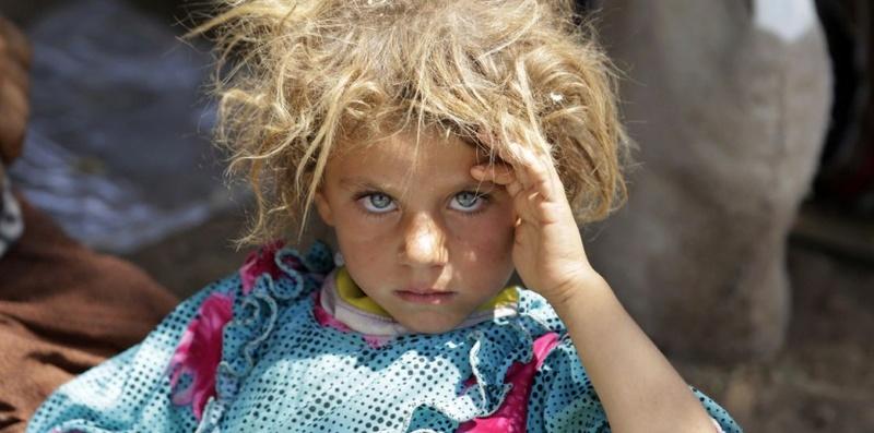 LE GENIE AUX FLEURS ET L'ART GRECO-BOUDDHIQUE Yezidi10