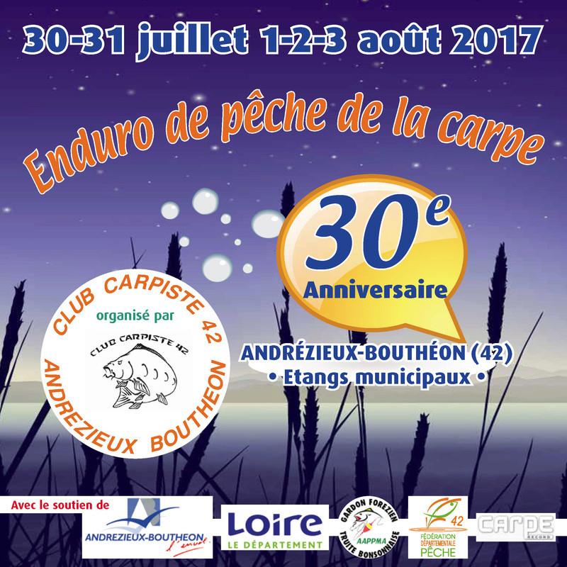 30ème Enduro de la carpe d'Andrézieux-Bouthéon 1erepa10