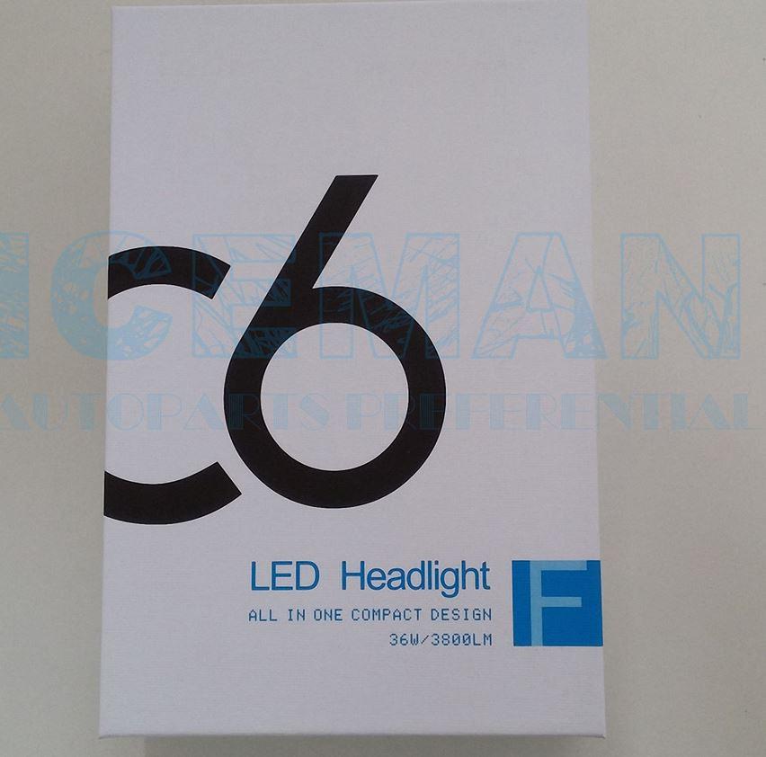 LED  pour feux de croisement et feux de route - U435 - U437 Led_un13