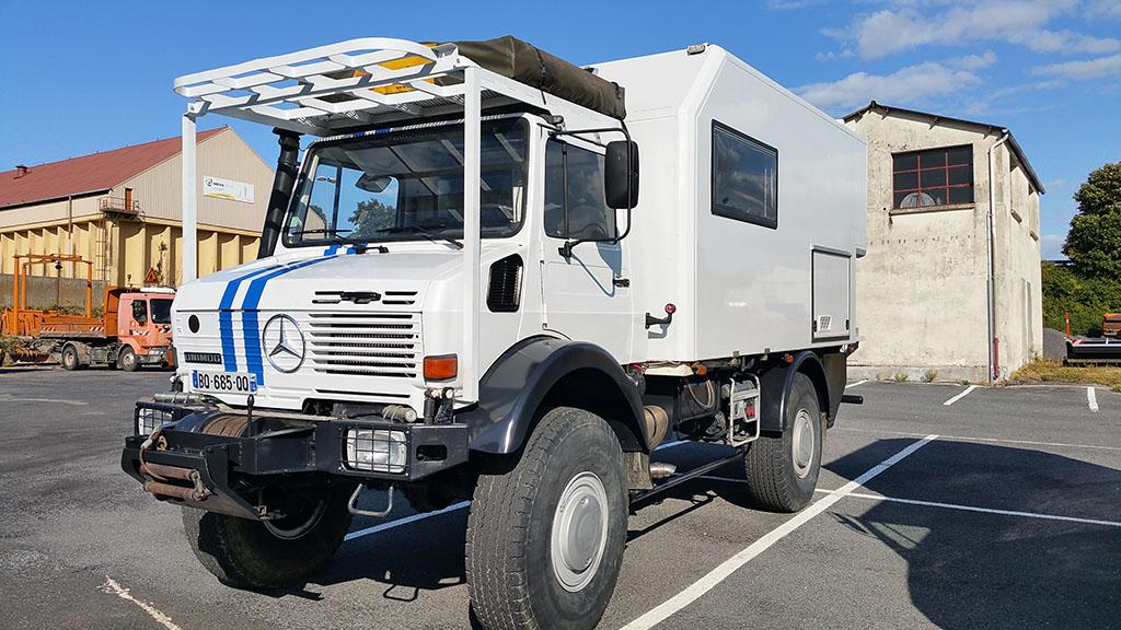 Notre 2150L38 Camping Car  Polar_10