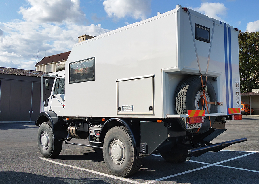 Notre 2150L38 Camping Car  Polar_13