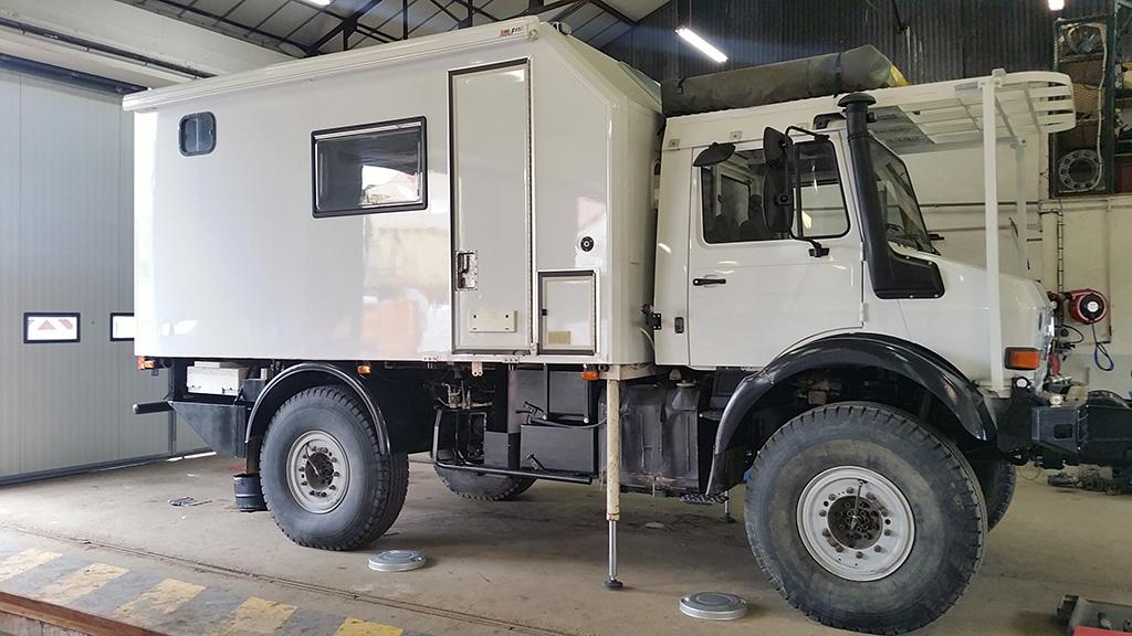Notre 2150L38 Camping Car  Polar_15