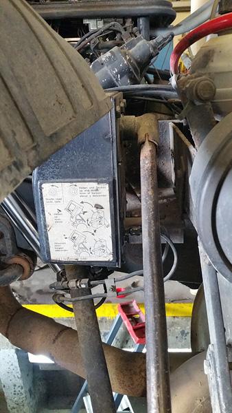 Procédure pour le basculement de la cabine 1700 Pompe_10