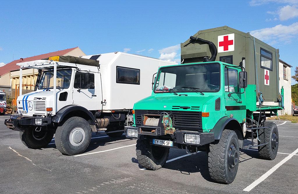 Notre 2150L38 Camping Car  Rovert11