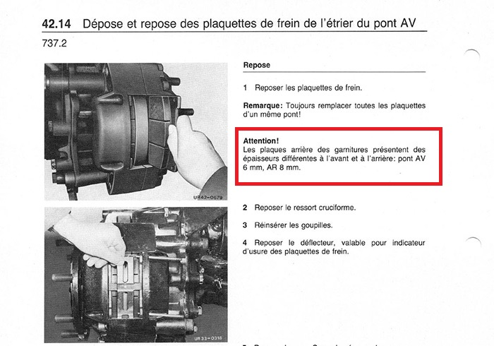 Notre 2150L38 Camping Car  - Page 2 Servic10