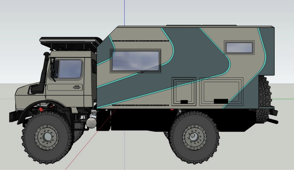 Notre 2150L38 Camping Car  - Page 8 Sketch10