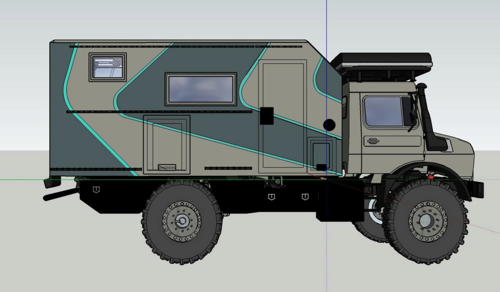 Notre 2150L38 Camping Car  - Page 8 Sketch11