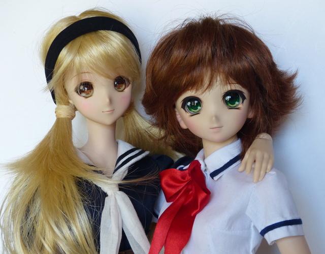 [Smart Doll Mirai et Volks DDH06]  P1470010