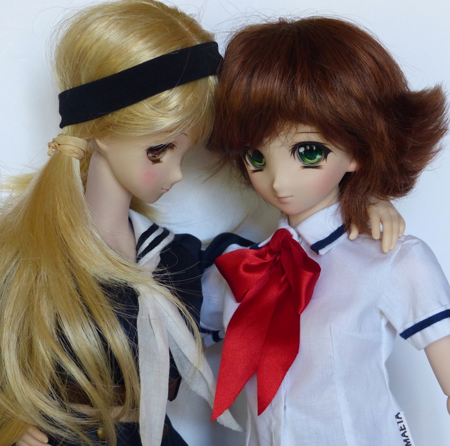 [Smart Doll Mirai et Volks DDH06]  P1470011