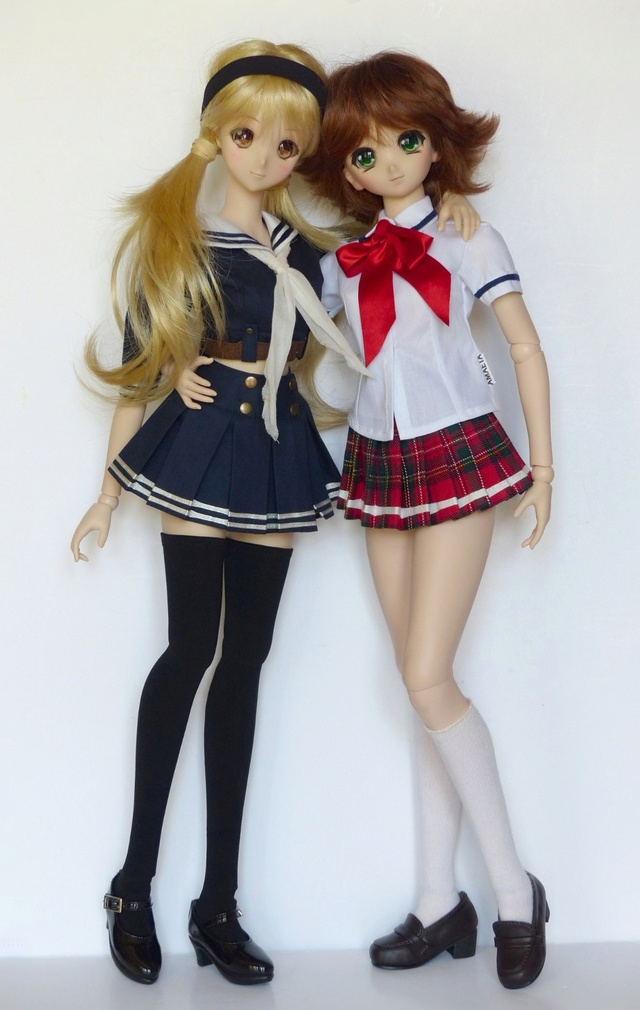 [Smart Doll Mirai et Volks DDH06]  P1470012