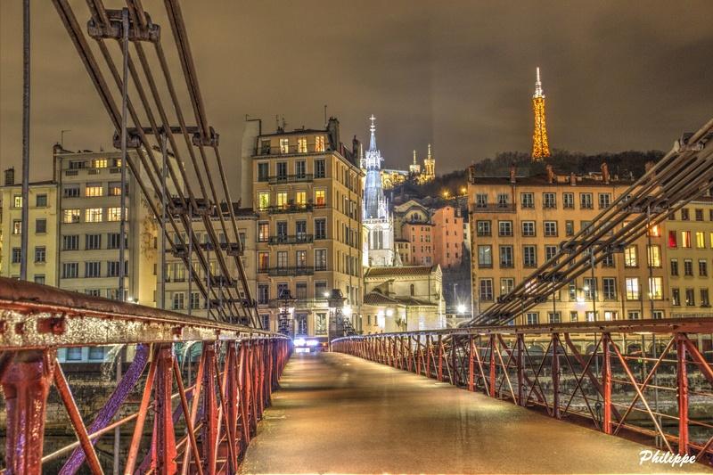Lyon By Night coté Saône 1_110