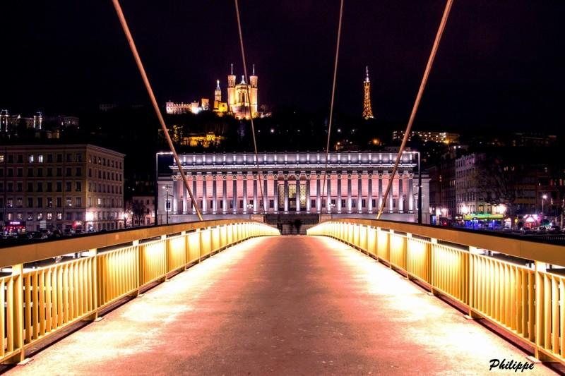 Lyon By Night coté Saône 1_11_810