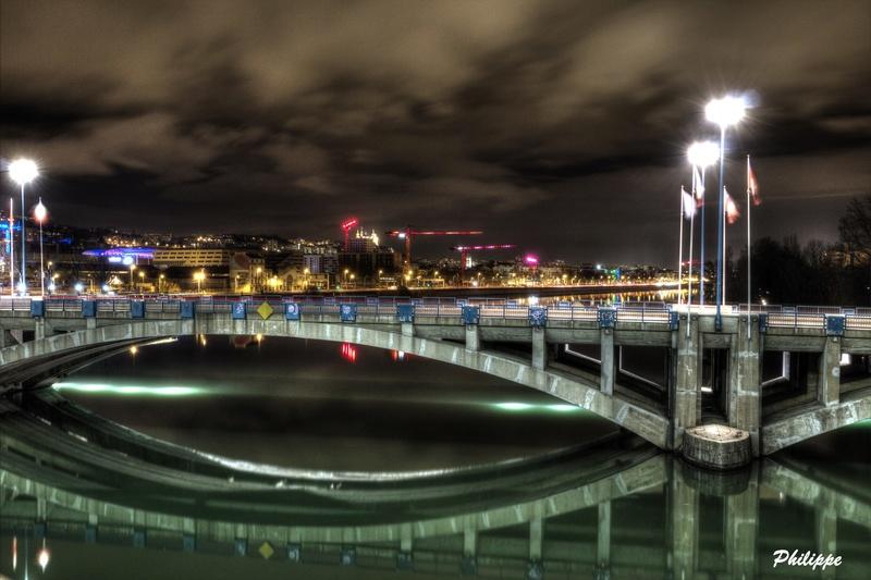 Lyon By Night coté Saône 1_410