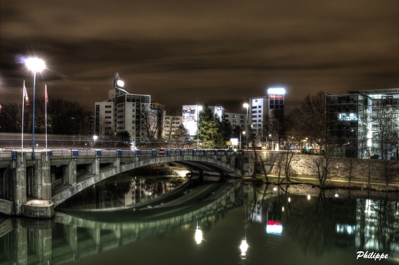 Lyon By Night coté Saône 1_510