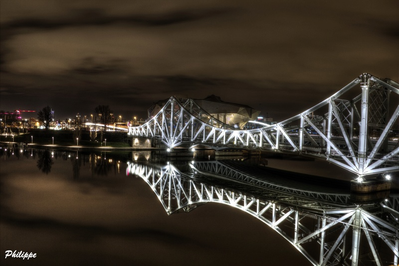 Lyon By Night coté Saône 1_710
