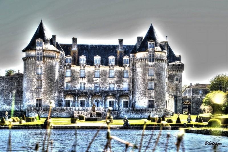 Chateau de la Roche courbon 718a1812