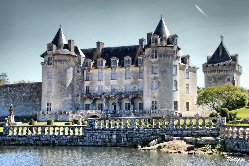Chateau de la Roche courbon 718a1813