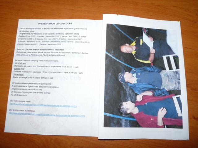Compte rendu de notre concours de pêche de septembre 2013 - Page 2 Christ33
