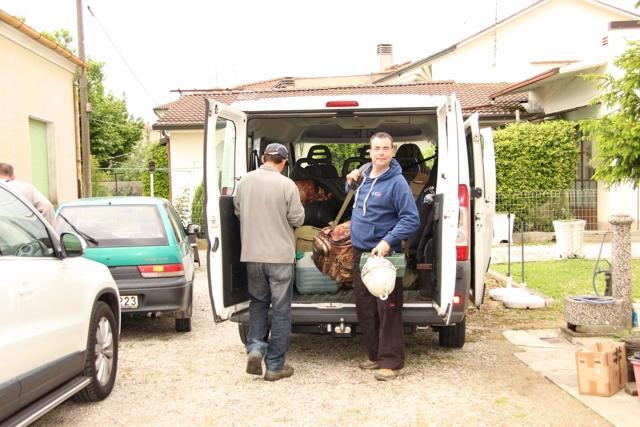 Compte rendu de notre cession en Italie Italie31