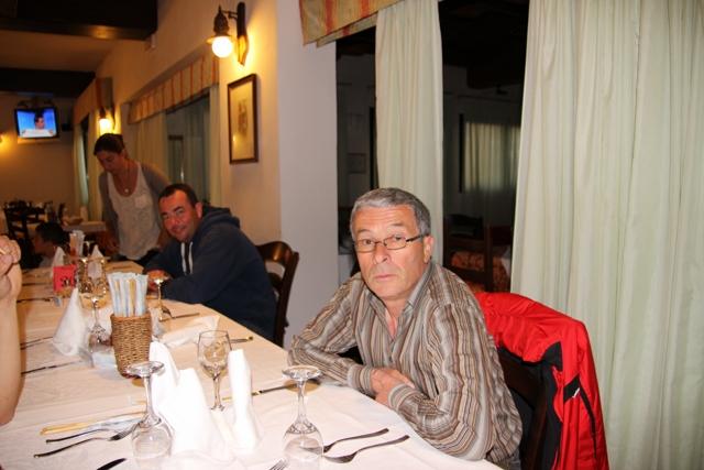 Compte rendu de notre cession en Italie Italie70