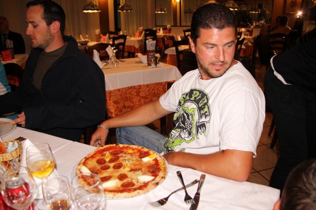 Compte rendu de notre cession en Italie Italie71