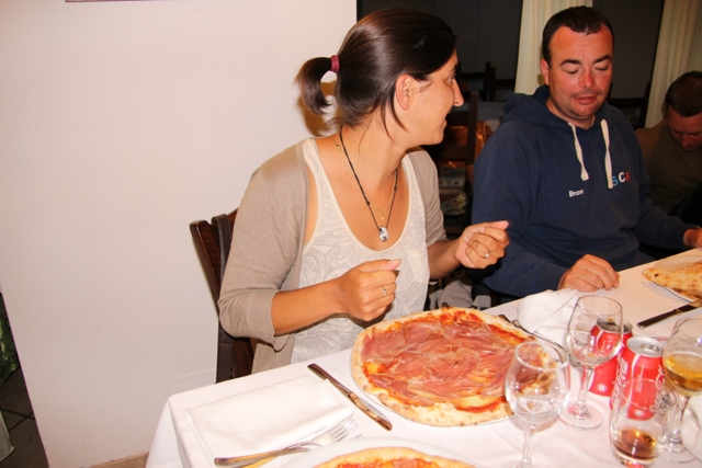 Compte rendu de notre cession en Italie Italie72