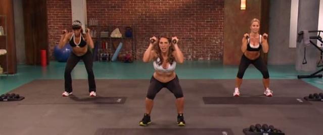 La fitness et Jillian Michaels Sans_t12